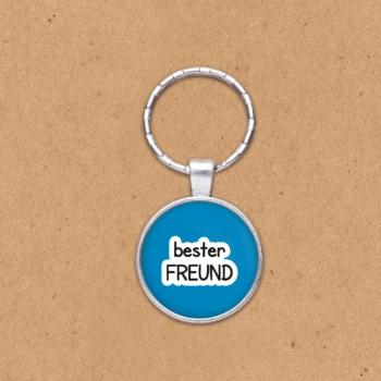 Schlüsselanhänger Bester Freund